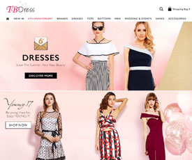 Tbdress coupon code
