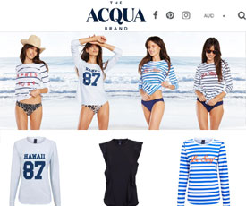 The ACQUA Brand