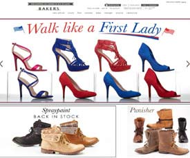 Bakers Shoes is a small shoe retailer which operates the website getmobo.ml As of today, we have 1 active Bakers Shoes promo code, 2 sales and 3 third-party deals. The Dealspotr community last updated this page on December 2,