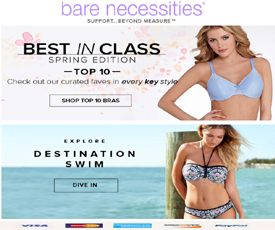 9174cbd9a0 40% Off BareNecessities Coupon   Promo Codes for March
