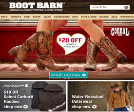 Boot barn printable coupons 2018