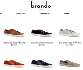 Brando Shoes