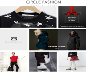Circle Fashion stocks a large selection of men's designer clothing. From Barbour and Nudie Jeans to Armani Jeans, Paul Smith and Stone Island, you can find some of the hottest menswear brands here and even shop the Circle Fashion sale for some highly discounted fashion finds.