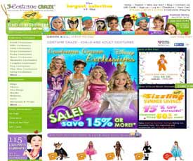 The mission of Costume Craze is to provide valued customers with exceptional service, unbeatable prices, and they hope one of the all around best experiences you've ever had shopping online. But before you shop at Costume Craze, be sure to check out PromoCodesForYou and find yourself a coupon!