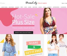 fa74febc9d dresslily.com Coupon  Get 15% Discount Codes   Promotion