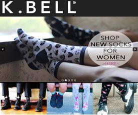 K.Bell Socks