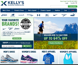 20% Off Kellys Running Warehouse Coupon 99e1f195d