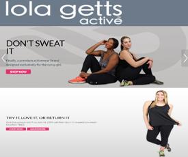 Lola Getts Active