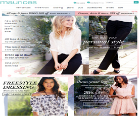 Maurices discount code january 2019