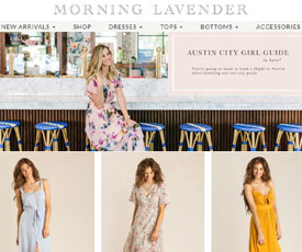 abc6344e51 Morning Lavender Discount Codes 10%   Coupon March 2019