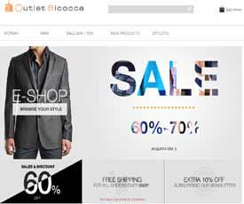 Outlet Bicocca Discount 30% Coupon Codes August, Promotional Deals ...