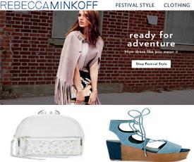 Rebecca minkoff coupon code