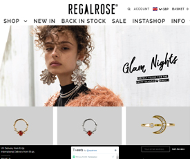Regal Rose UK Voucher Codes, 58% Off Discount Promotion
