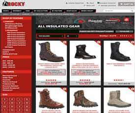 25% Off Rocky Boots Coupon & Promo Codes for June | ClothingRIC