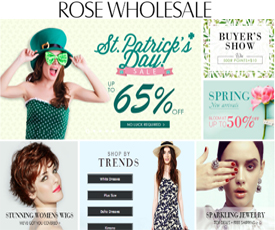 RoseWholesale Free Shipping Related Coupons