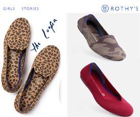Rothys Coupon: Get Upto 10% Discount