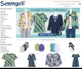 Serengeti Coupons & Promo Codes. Sale 3 used today See sale Sale Get You Free Catalog From Serengeti -- Find The Perfect Look. Serengeti's FREE catalog. A colorful collection of ladies' apparel and accessories that offers quality, style and value. Many popular styles of .