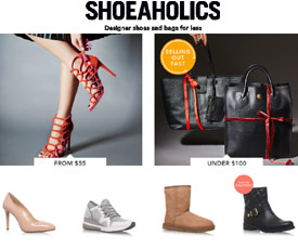 Active Shoeaholics Voucher Codes & Discounts