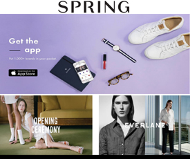 Shopspring coupon code