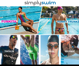 Active Simply Swim Vouchers & Discount Codes for December Stocking a huge range of swimwear from respected brands such as Zoggs and Speedos, Simply Swim is the UK's one-stop-shop for all things swim.
