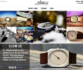 Slow Watches