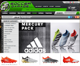 Soccer Garage Promo Codes for September, Save with 32 active Soccer Garage promo codes, coupons, and free shipping deals. 🔥 Today's Top Deal: Save 10% Off On Any Order. On average, shoppers save $21 using Soccer Garage coupons from mobzik.tk