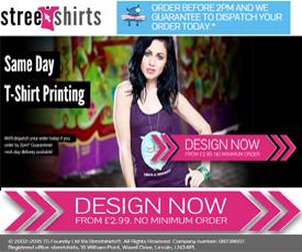 Streetshirts.co.uk