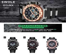 Swole O Clock