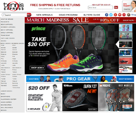 15 Off Tennis Express Coupon Promo Codes For January Clothingric