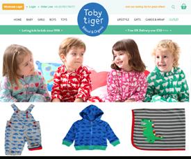 Toby Tiger