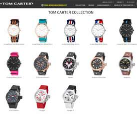 Tom Carter Watch