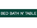 Bed Bath N Table Discount Code