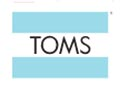 TOMS Shoes Promo Code